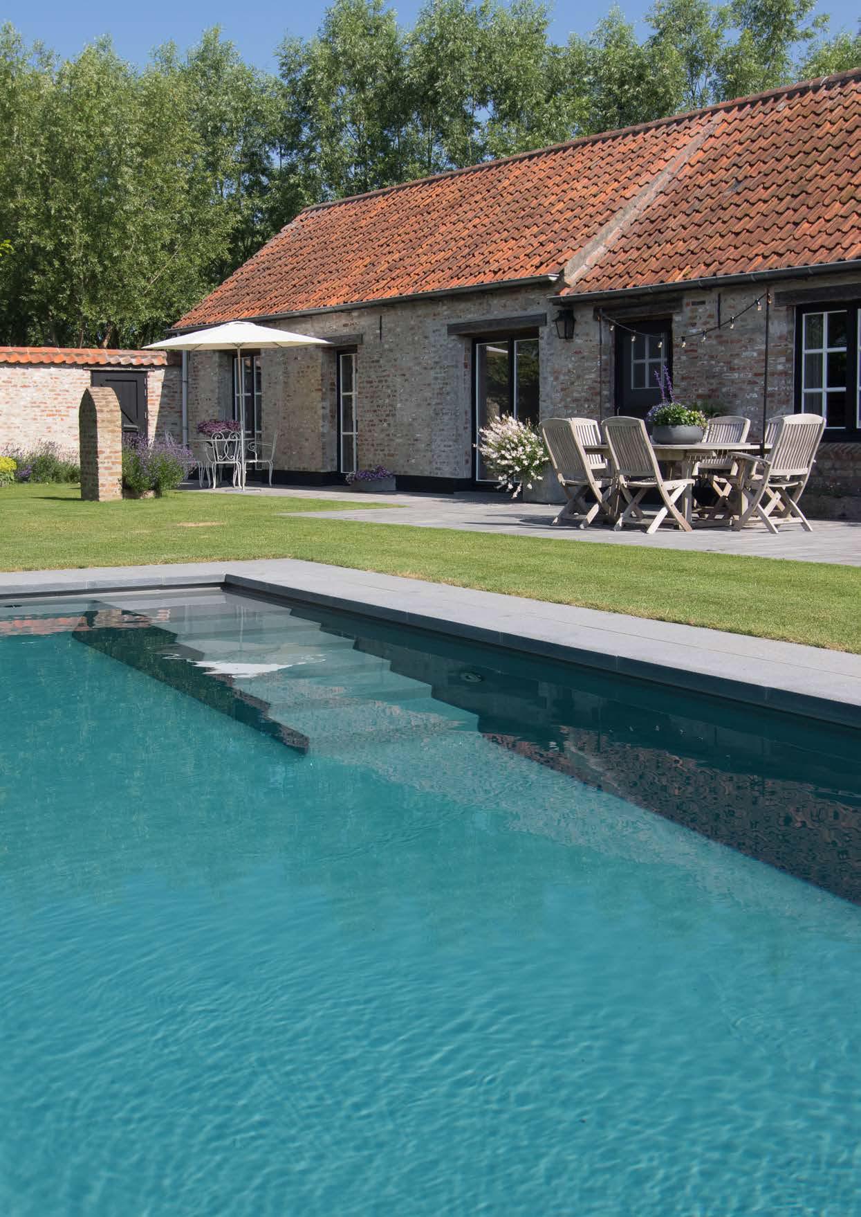 Swimming Pool back garden UK